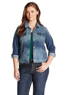 Levi's Women's Plus-Size Trucker Jacket