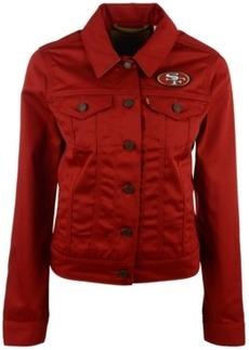Levi's Women's San Francisco 49ers Trucker Jacket
