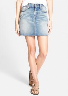 Levi's® 'Icons' Cutoff Denim Skirt
