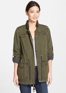 Levi's® Lightweight Cotton Hooded Jacket