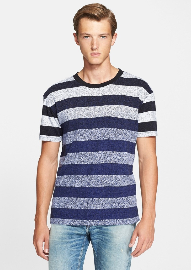 Levi 39 s levi 39 s made crafted contrast knit stripe t for Levis made and crafted shirt