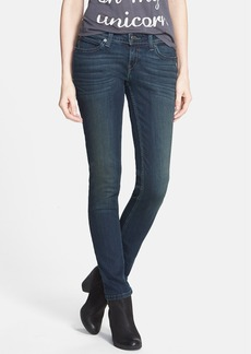 Levi's® 'Mechanic' Demi Curve Skinny Jeans (Dark Blue) (Juniors)