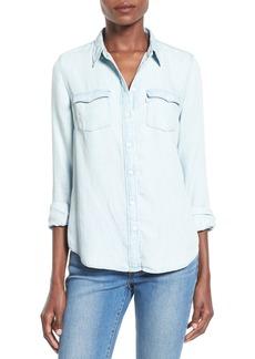 Levi's® 'Modern Western' Button Front Shirt
