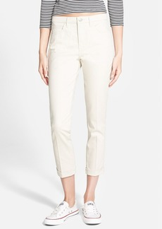 Levi's® Sta-Prest™ High Waist Crop Skinny Pants
