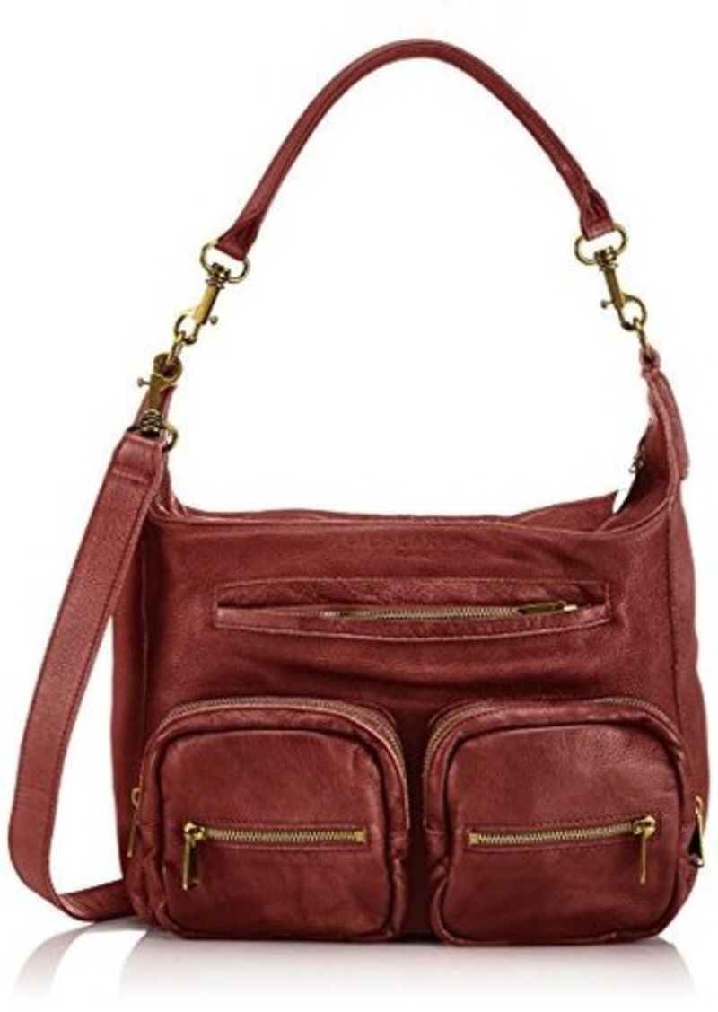 liebeskind liebeskind berlin ania shoulder bag handbags shop it to me. Black Bedroom Furniture Sets. Home Design Ideas