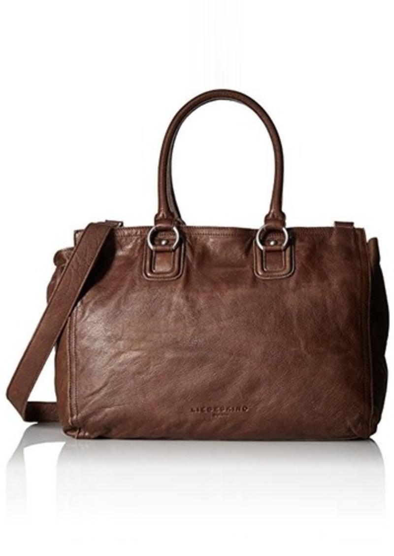 liebeskind liebeskind berlin antje weekender bag occa one size handbags shop it to me. Black Bedroom Furniture Sets. Home Design Ideas
