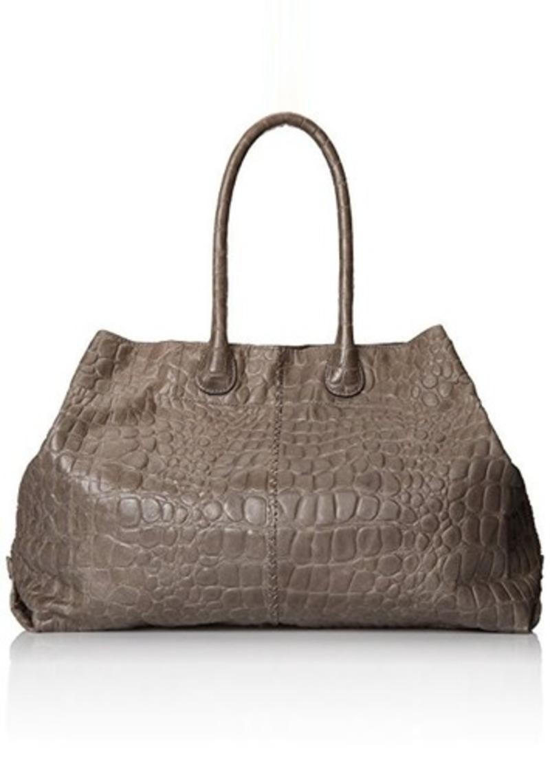 liebeskind liebeskind berlin chelsea crocodile shoulder bag handbags shop it to me. Black Bedroom Furniture Sets. Home Design Ideas
