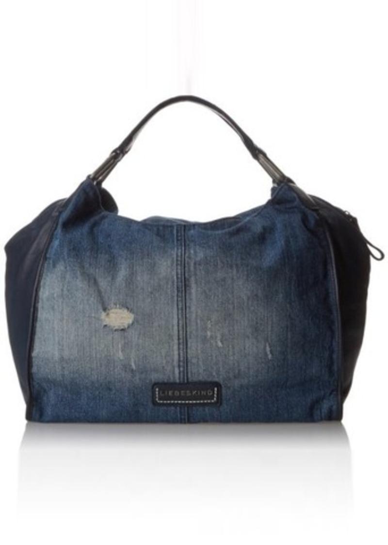 liebeskind liebeskind berlin novadenltr shoulder bag handbags shop it to me. Black Bedroom Furniture Sets. Home Design Ideas