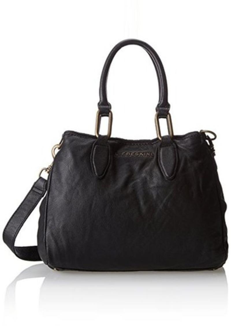 liebeskind liebeskind berlin pilar satchel handbags shop it to me. Black Bedroom Furniture Sets. Home Design Ideas