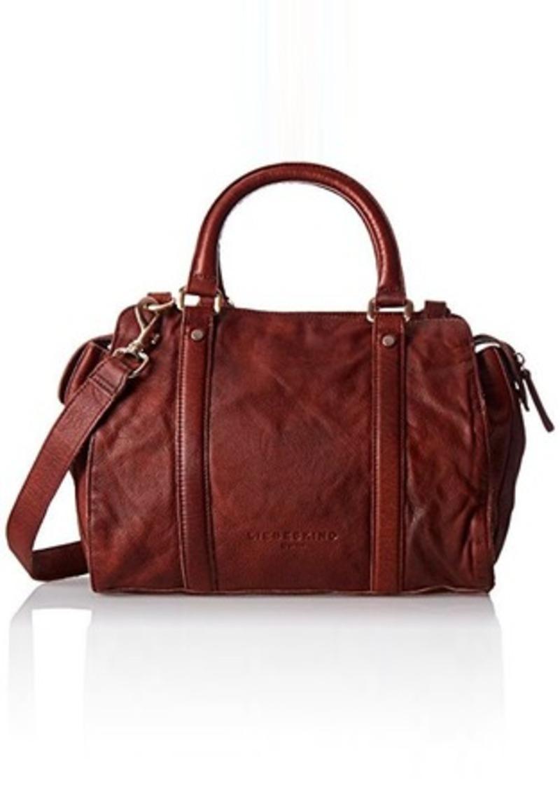 liebeskind liebeskind berlin vida double dye top handle bag handbags shop it to me. Black Bedroom Furniture Sets. Home Design Ideas