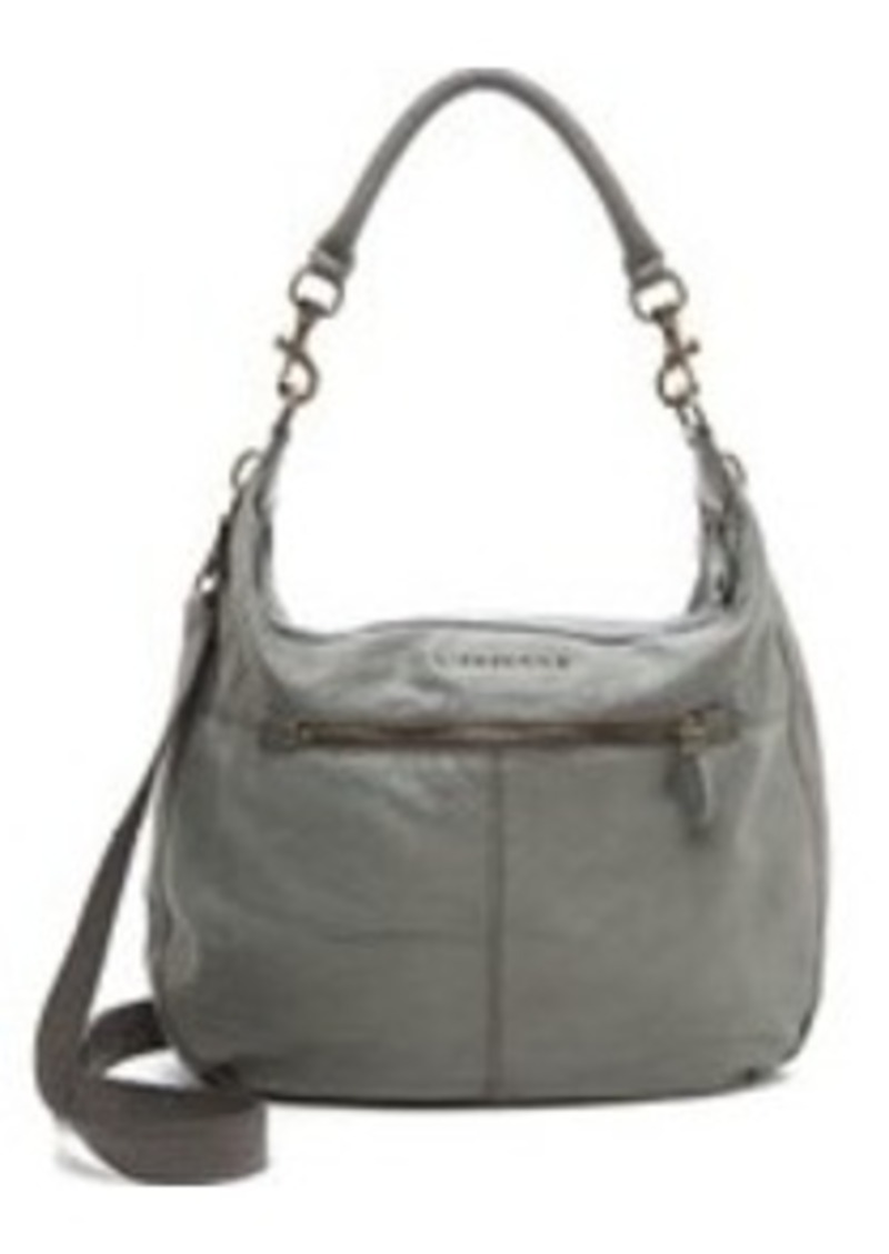liebeskind liebeskind pazia hobo bag handbags shop it to me. Black Bedroom Furniture Sets. Home Design Ideas