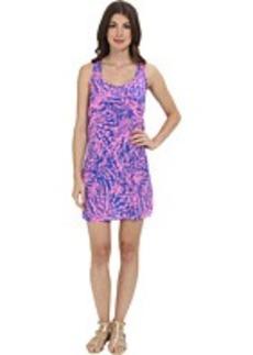 Lilly Pulitzer Betty Silk Racerback Dress