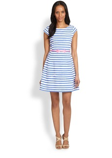 Lilly Pulitzer Briella Striped Dress