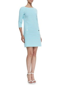 Lilly Pulitzer Charlene Ottoman-Striped Dress  Charlene Ottoman-Striped Dress