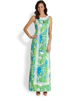 Lilly Pulitzer Forsyth Maxi Dress