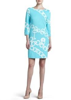 Lilly Pulitzer Jonah Posh Ponte Dress
