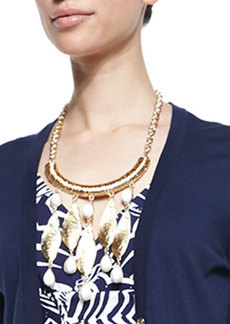"""Lilly Pulitzer She Shells Necklace, 22"""""""