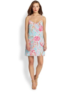 Lilly Pulitzer Silk Dusk Dress