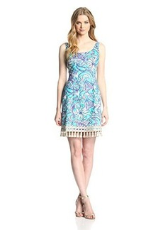 Lilly Pulitzer Women's Eaton Patterned Sheath Dress