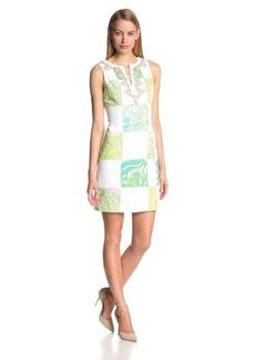 Lilly Pulitzer Women's Janice Printed Sheath Dress