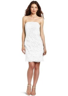 Lilly Pulitzer Women's Joanna Strapless Lace Dress