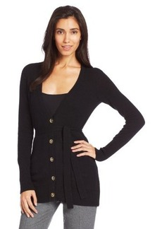 Lilly Pulitzer Women's 100% Cashmere Madeline Cardigan Sweater