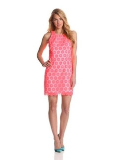 Lilly Pulitzer Women's Pearl Pinwheel Embroidered Dress