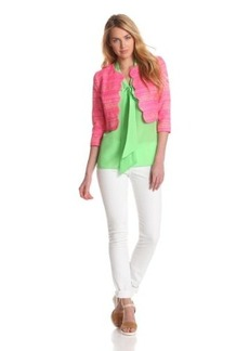 Lilly Pulitzer Women's Wonda Crop Jacket