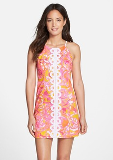 Lilly Pulitzer® 'Annabelle' Cotton A-Line Dress