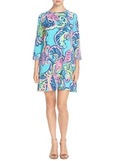Lilly Pulitzer® 'Bellavista' Print Jersey Shift Dress