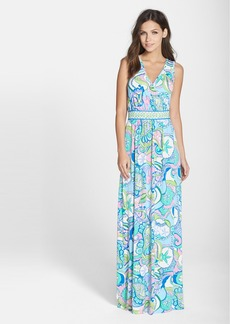 Lilly Pulitzer® 'Bellina' Print Jersey Maxi Dress