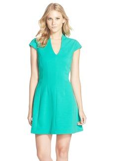 Lilly Pulitzer® 'Bree' Ottoman Fit & Flare Dress