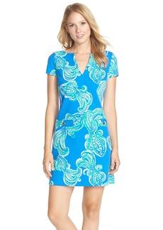 Lilly Pulitzer® 'Layton' Ottoman Shift Dress