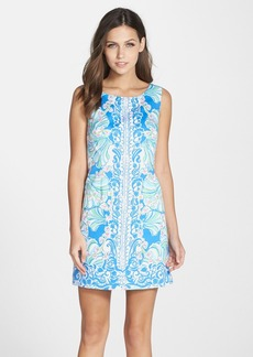 Lilly Pulitzer® 'Cathy' Cotton Shift Dress