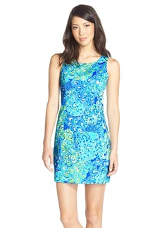 Lilly Pulitzer® 'Cathy' Embroidered Cotton Minidress