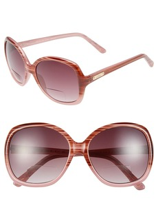 Lilly Pulitzer® 'Coconut Grove' 58mm Reading Sunglasses