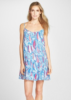 Lilly Pulitzer® 'Daphne' Print Trapeze Dress