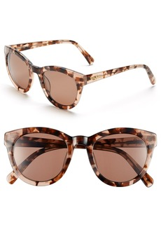 Lilly Pulitzer® 'Hartley' 52mm Polarized Sunglasses