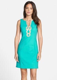 Lilly Pulitzer® 'Janice' Sleeveless Shift Dress
