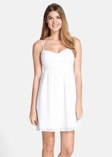 Lilly Pulitzer® 'Joanna' Lace Babydoll Dress
