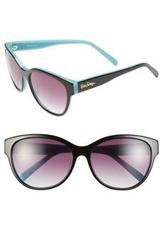 Lilly Pulitzer® 'Keene' 57mm Sunglasses