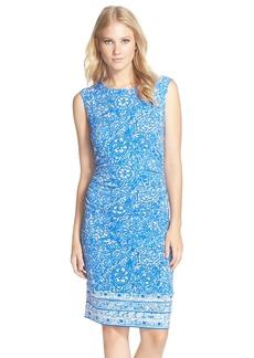 Lilly Pulitzer® 'Madeira' Print Jersey Sheath Dress