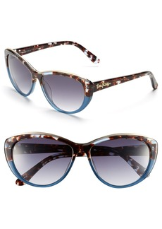 Lilly Pulitzer® 'Marianne' Cat Eye Sunglasses