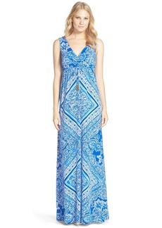 Lilly Pulitzer® 'Miraflora' Jersey Maxi Dress
