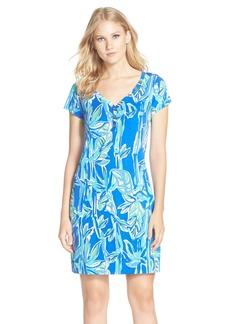 Lilly Pulitzer® 'Palmira' Print Pima Cotton Shift Dress
