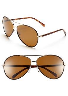 Lilly Pulitzer® 'Parrish' 63mm Polarized Sunglasses