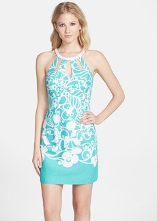 Lilly Pulitzer® 'Pearl' Print Cotton Sheath Dress
