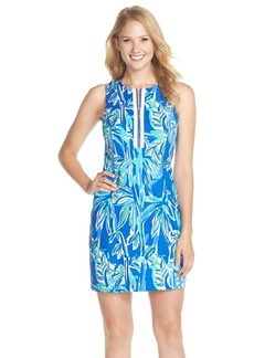 Lilly Pulitzer® 'Penelope' Print Cotton Sheath Dress