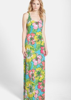 Lilly Pulitzer® Print Pima Cotton Maxi Dress