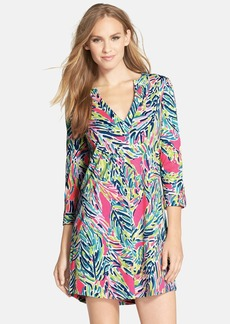 Lilly Pulitzer® 'Rossmore' Split Neck Dress